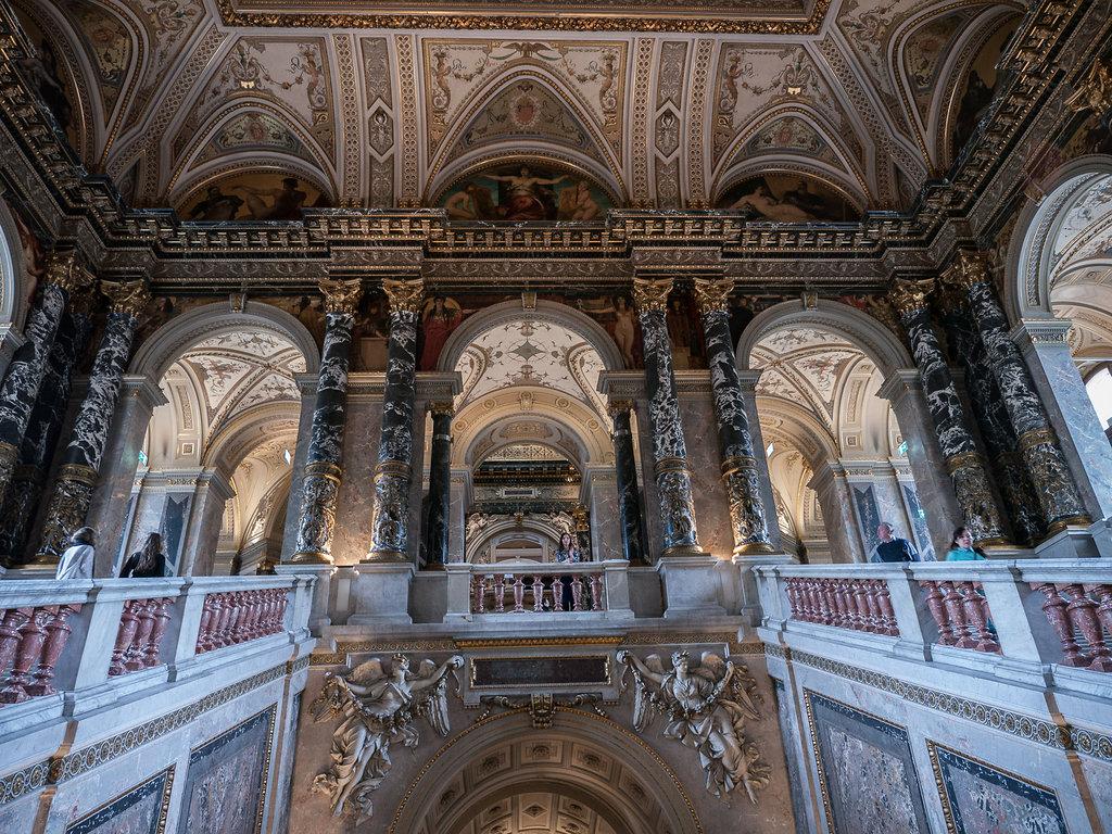 Halls of Kunsthistorisches Museum