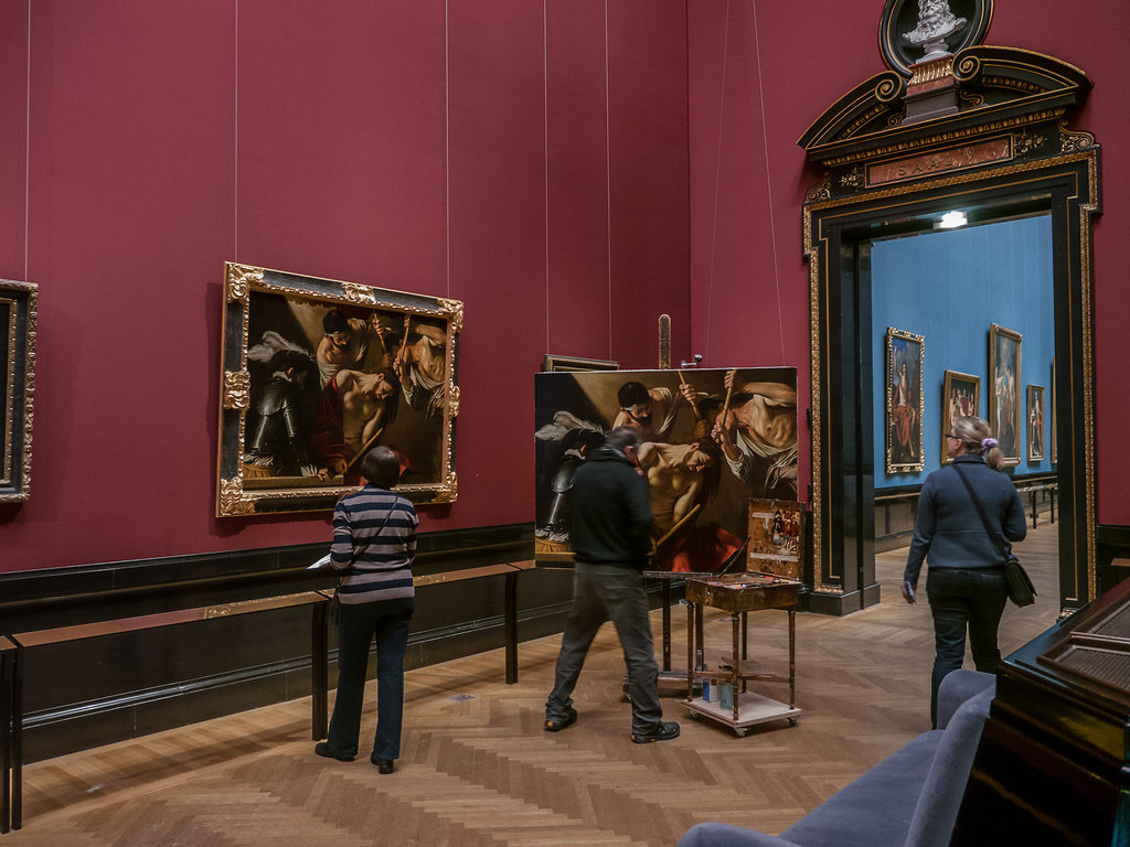 Baroque Paintings at Kunsthistorisches Museum