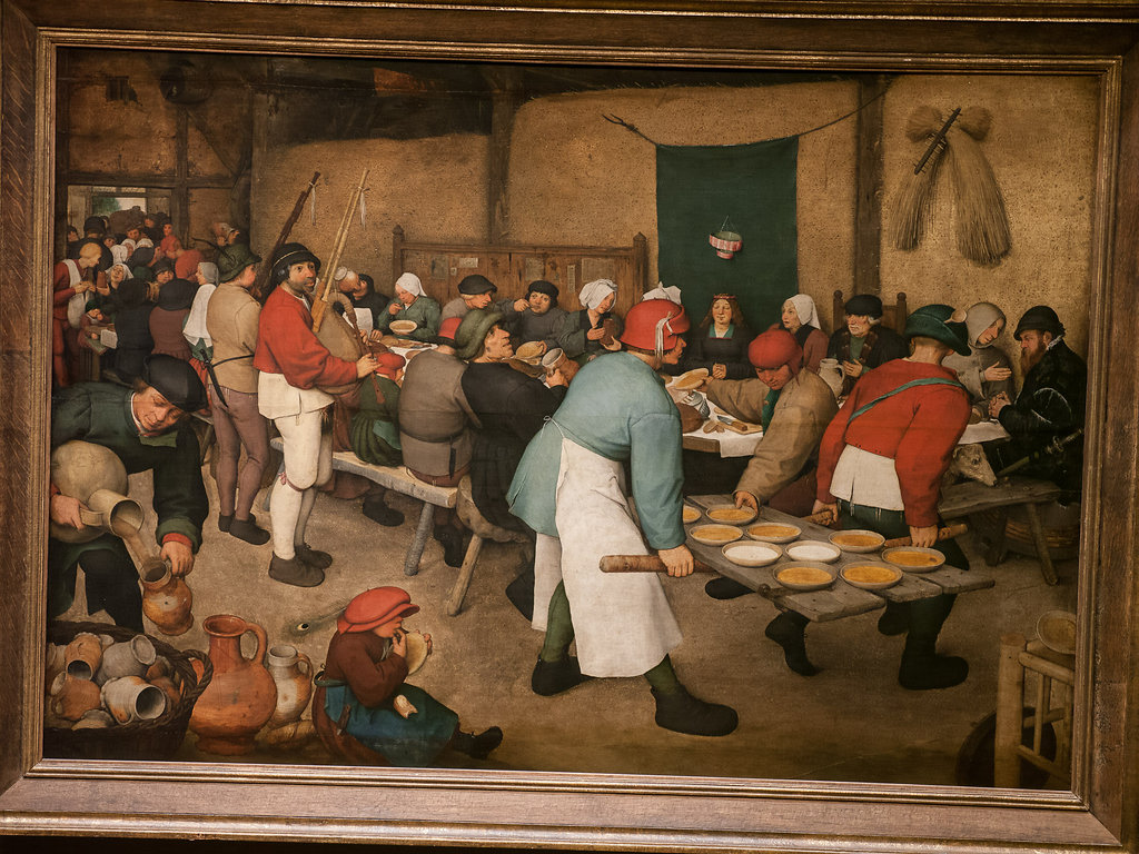 Bruegel at Kunsthistorisches Museum