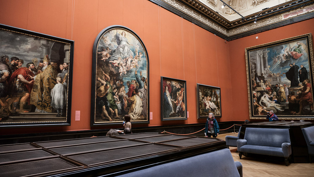 Rubens at Kunsthistorisches Museum