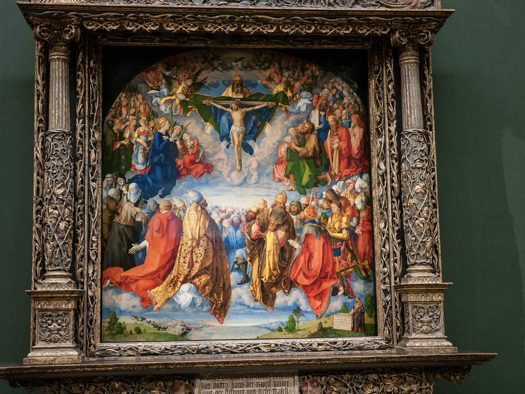 Rubens at Kunsthistorisches Museum at Kunsthistorisches Museum